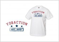 Yoraction-t-shirt