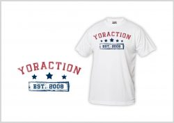 Yoraction-t-shirt